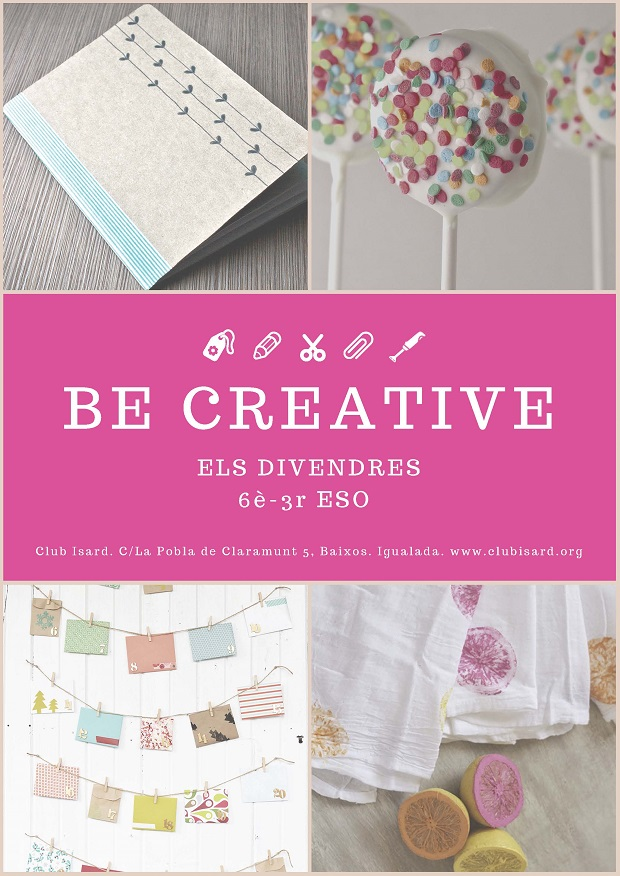 Be Creative Club Isard